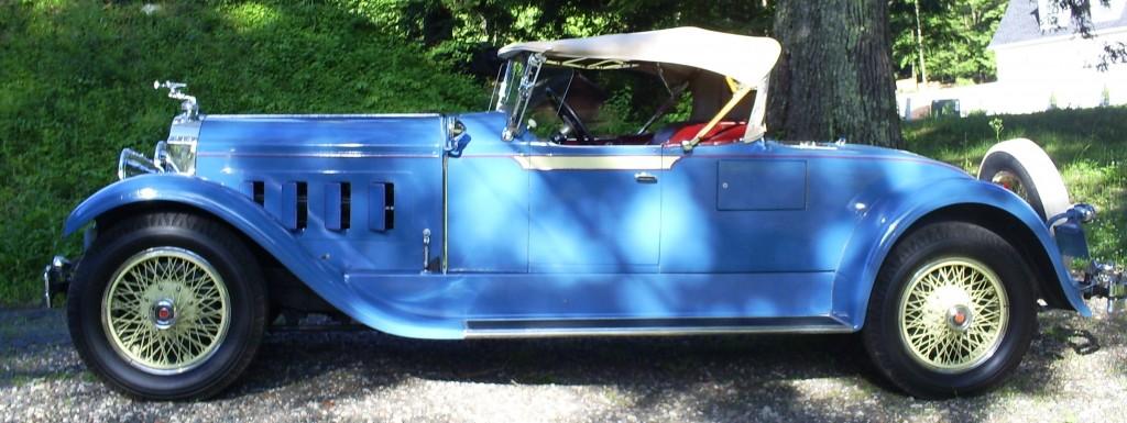 1929 Packard Roadster 640